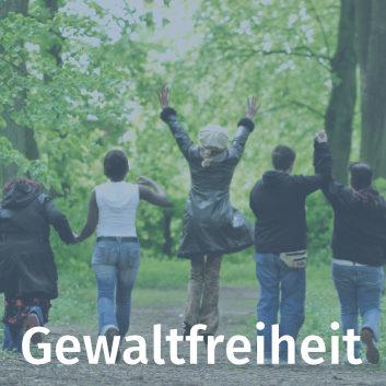 Gewaltfreiheit © Foto: Georg Scharnweber