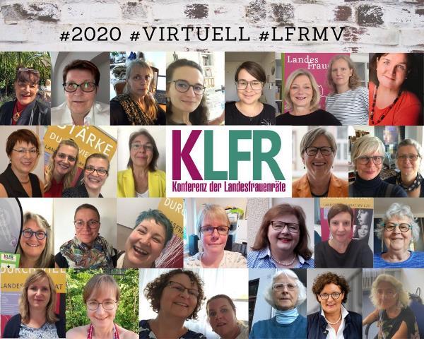KLFR Geschlechtergerecht aus der Krise