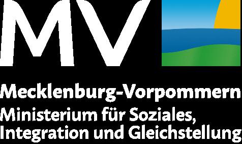 Logo Mecklenburg-Vorpommern Ministerium für Soziales, Integration und Gleichstellung